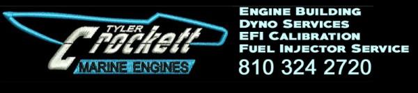Crockett Marine Engines, Complete Machine Shop Engine